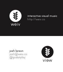 Weiv Marketing Material